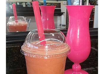 Aurora juice bar Juice Land