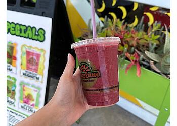 Austin juice bar JuiceLand