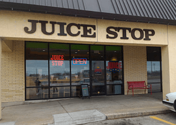 Topeka juice bar Juice Stop, Inc.