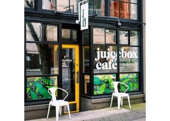 Seattle juice bar Juicebox Café