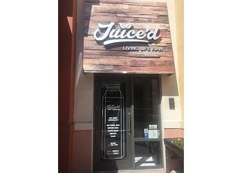 Orlando juice bar Juice'd