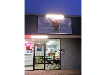 Pasadena juice bar Juiced & Squeezed