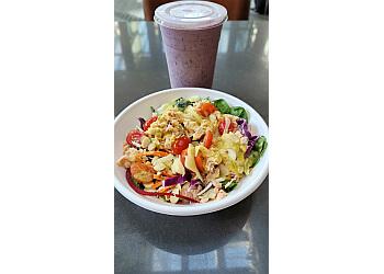 Seattle juice bar Juicy Cafe