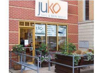 Chicago nail salon Juko Nail & Skin Rescue