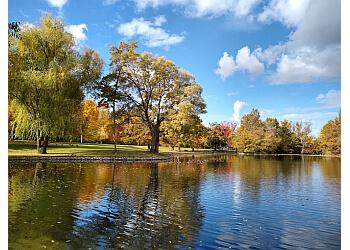 Boise City public park Julia Davis Park