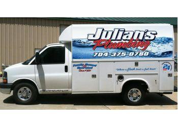 Charlotte plumber Julian's Plumbing inc.