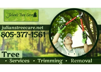 Oxnard tree service  Julian's Tree Care