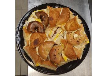 Coral Springs bagel shop Julian's bagel place