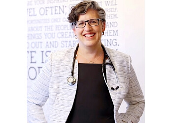 Boise City primary care physician Julie K. Gunther, MD