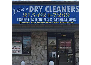 Philadelphia dry cleaner Julie's Dry Cleaners