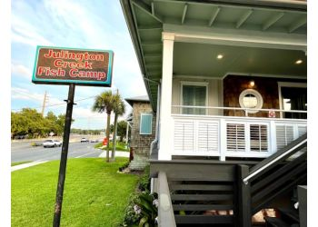 Jacksonville seafood restaurant Julington Creek Fish Camp