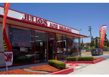 Oxnard insurance agent Julio's Auto Insurance Agency, Inc.