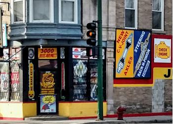 Chicago auto parts store Julio's Auto Parts