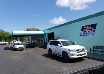 Hollywood car repair shop Jumbo Automotive Inc