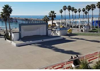 Oceanside places to see Junior Seau Pier Amphitheatre