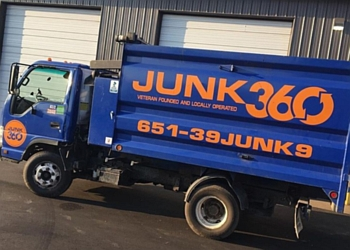 Minneapolis junk removal Junk360