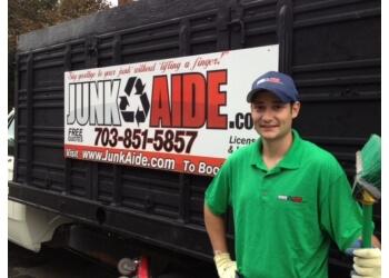 Alexandria junk removal Junk Aide Junk Removal, LLC.