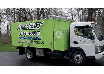 Akron junk removal JunkAway