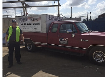 Long Beach junk removal Junk Buster Hauling