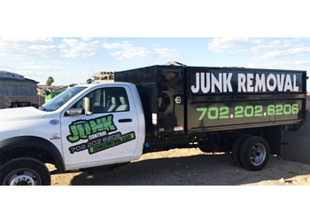 North Las Vegas junk removal Junk Control