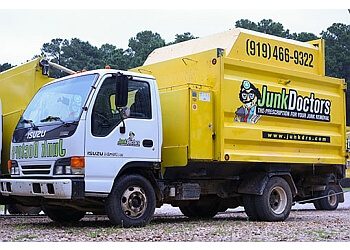 Greensboro junk removal Junk Doctors