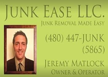 Mesa junk removal Junk Ease, LLC.