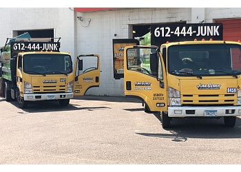 Minneapolis junk removal Junk Genius