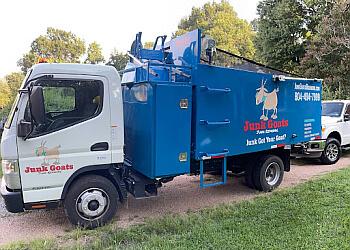Richmond junk removal Junk Goats Junk Removal