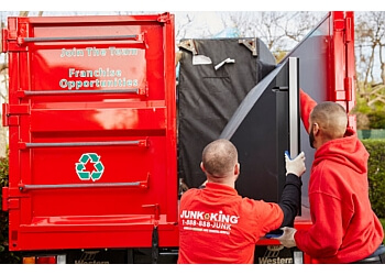 Birmingham junk removal Junk King