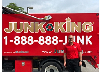 New Orleans junk removal Junk King