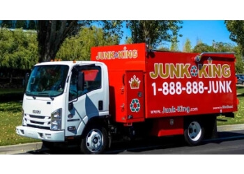 Charlotte junk removal Junk King Charlotte