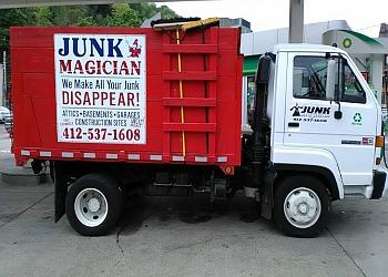 Pittsburgh junk removal Junk Magician
