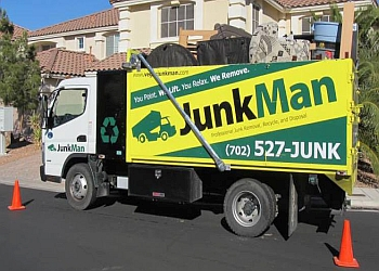 Henderson junk removal JunkMan