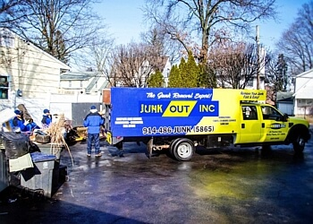 Yonkers junk removal Junk Out Inc