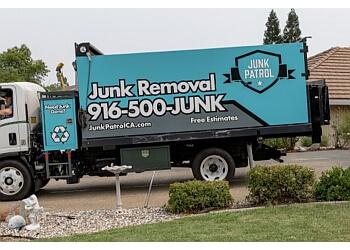 Roseville junk removal Junk Patrol