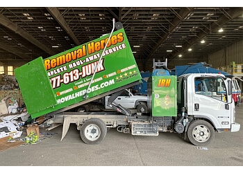 Fontana junk removal  Junk Removal Heroes