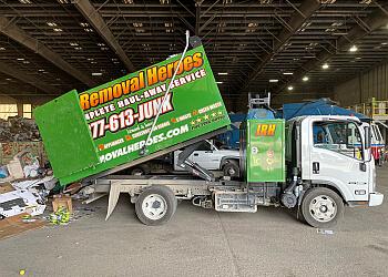Riverside junk removal Junk Removal Heroes