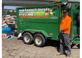 San Bernardino junk removal Junk Removal Heroes