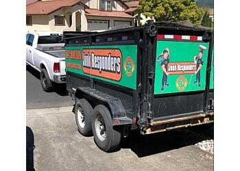 Roseville junk removal Junk Responders