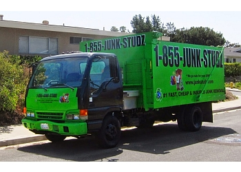 Huntington Beach junk removal Junk Studz Junk Removal & Hauling