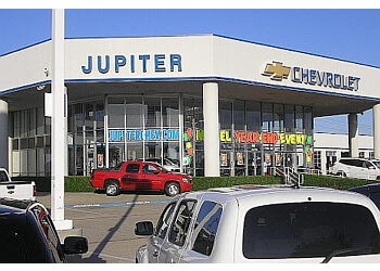 Garland car dealership Jupiter Chevrolet