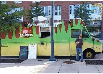 Baltimore food truck Jurasic Pork