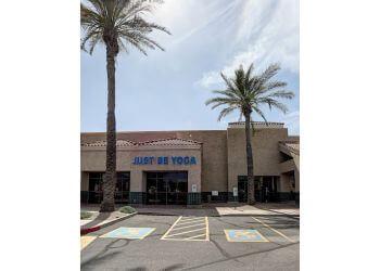 Scottsdale yoga studio Just Be Yoga