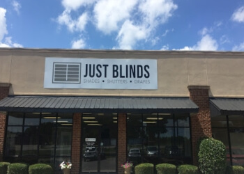 Montgomery window treatment store Just Blinds, Inc