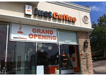 Thousand Oaks cafe Just Coffee