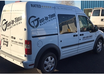 Vancouver electrician Just-In-Time Electrical, Inc.