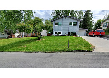 Anchorage lawn care service Just Lawns