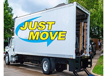 Grand Prairie moving company Just Move DFW