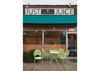 Salt Lake City juice bar Just Organic Juices
