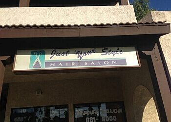 San Bernardino hair salon Just Your Style